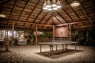 Table tennis @ Kuramathi