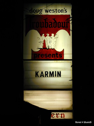 Karmin & Friends @ The Troubadour [11/29/12]