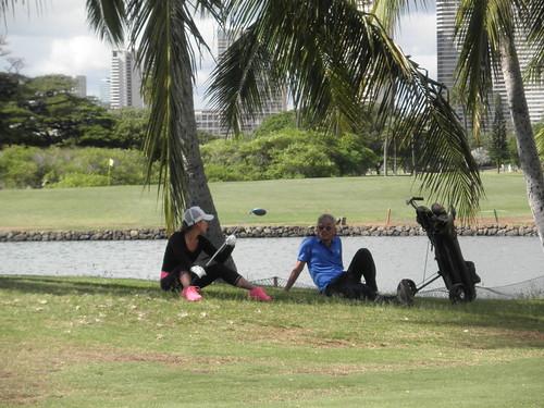 Ala Wai Golf Course 041