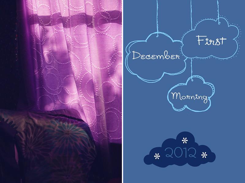 December morning 1