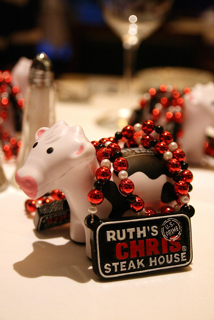 Ruth's Chris began in New Orleans