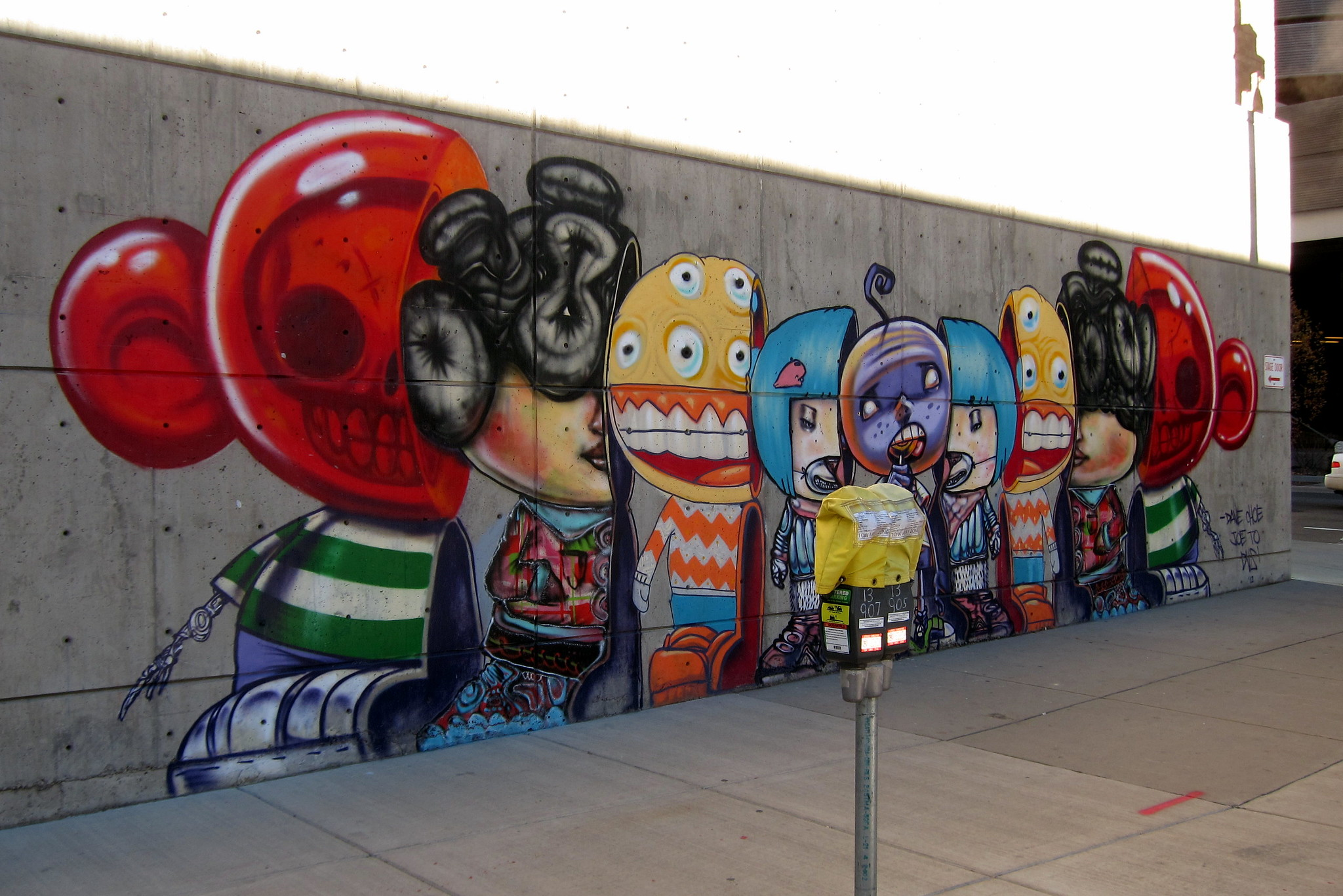 Denver cbd mural by david choe dvs 1 and joseph to for David choe mural