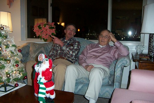 Paul & Dad