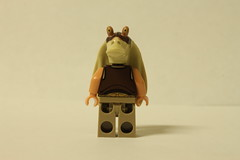 LEGO Star Wars 2012 Advent Calendar (9509) - Day 2: Gungan Warrior