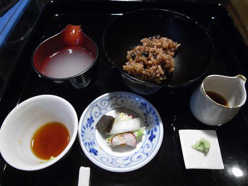 蕎麦・菜食『一如庵』@宇陀市-16