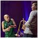 Dee Dee Bridgewater & Christian Scott by cees van de ven