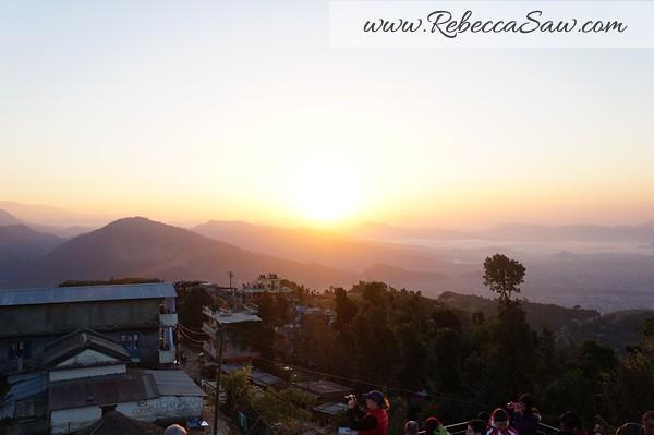 Sarangkot Nepal - sunrise pictures - rebeccasawblog-017
