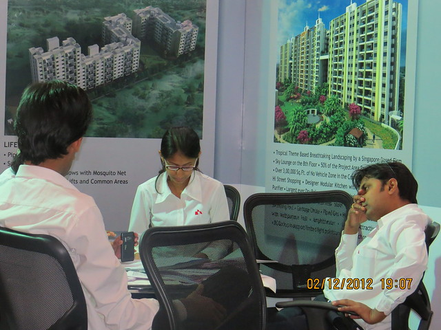 www.nandanbuildcon.com - The Times Property Showcase - 1st & 2nd December 2012