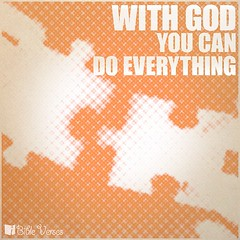 With God you can do everything! #true