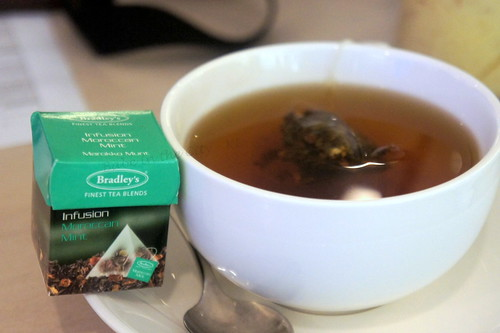 Bradley's Morrocan Mint Tea Infused