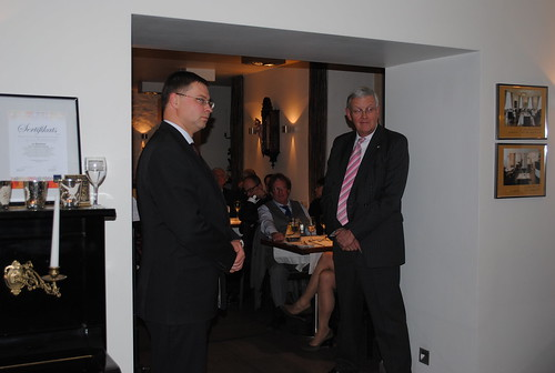 The Ultimate 2012 Dinner with PM
