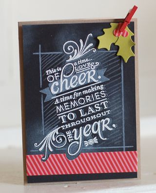 8244480717 ef07eee561 Paper Crafts Magazine: Your Holiday Card Making Source on Pinterest