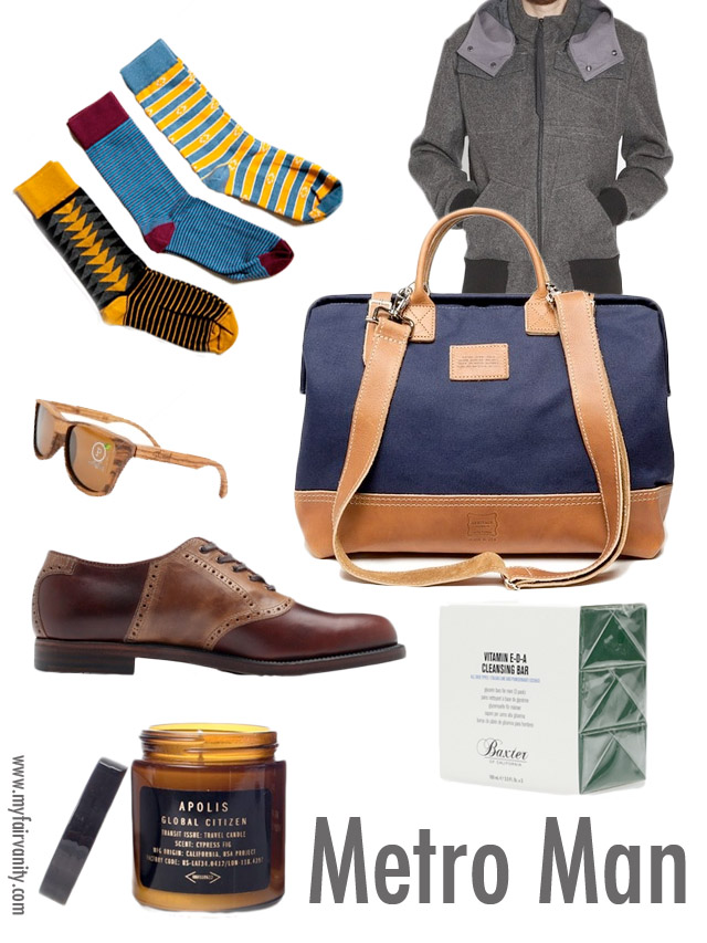 my fair holiday gift guide for him, cave man, made in usa, organic