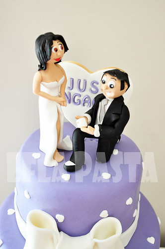 WEDDİNG CAKE TOPPER