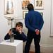 Teamwork: Maud Morgan Arts Faculty Exhibit