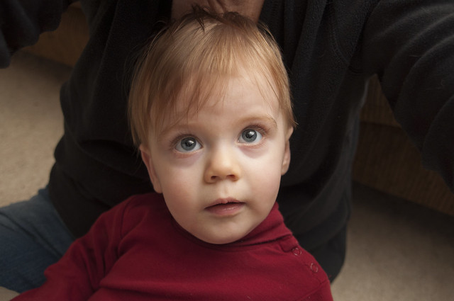 Connor, Age 15 Months