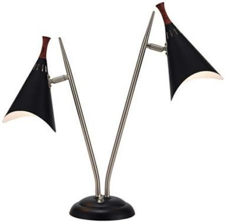 Euro Style Lighting_Draper Black Desk Lamp