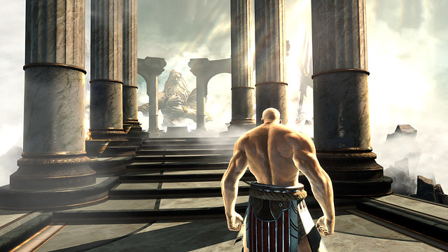 Beta de God of War: Ascension Beta