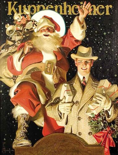 Christmas_LeyendeckerKuppenheimer_ca1924