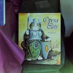 Susan Herbert OPERA CATS