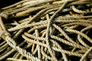 It's a load of old rope!