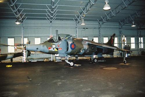 XZ991/3A Harrier GR.3 (9162M)
