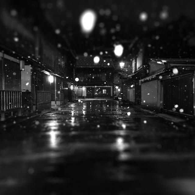 Street tiltshift