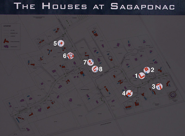 Houses at Sagaponac