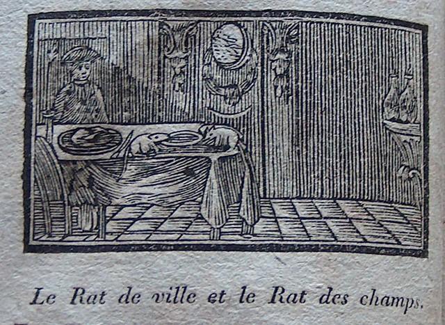 le rat de ville et le rat des champs flickr photo sharing. Black Bedroom Furniture Sets. Home Design Ideas