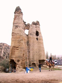 Rock-cut church, Cappadocia, Turkey  1