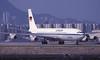 """Boeing, 707-307C, 10+02, """"Luftwaffe"""", VHHH, Kai Tak, Hong Kong by Daryl Chapman Photography"""