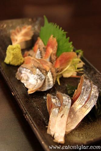Sashimi Moriawase, Kushiyaki Kuni