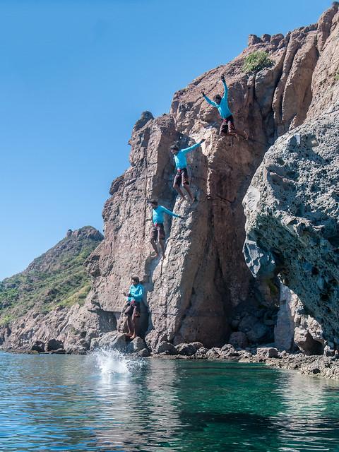 Jumping Joel