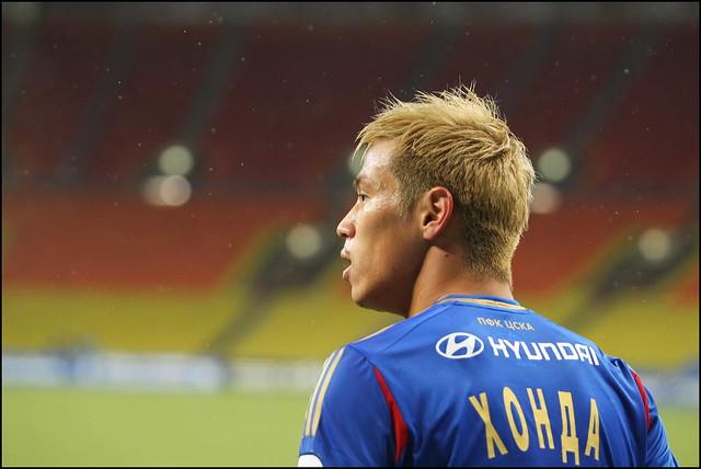 Keisuke Honda, CSKA vs FC Tyumen