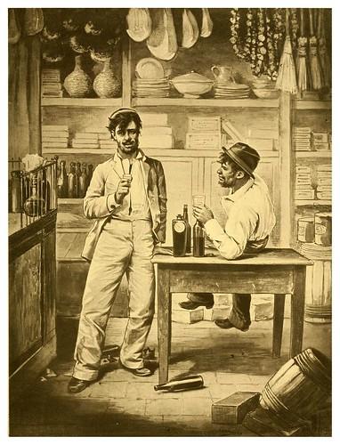 004-El mascavidrio-Tipos y costumbres de la isla de Cuba…1881-Victor P. Landaluze