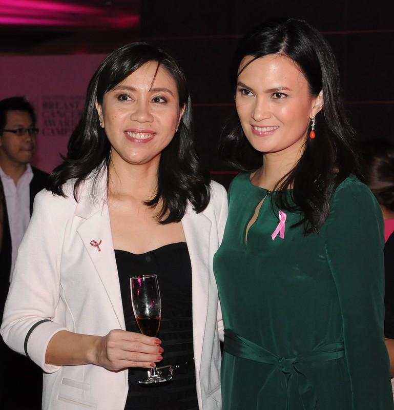 Mel Lerma and Daphne Oseña-Paez