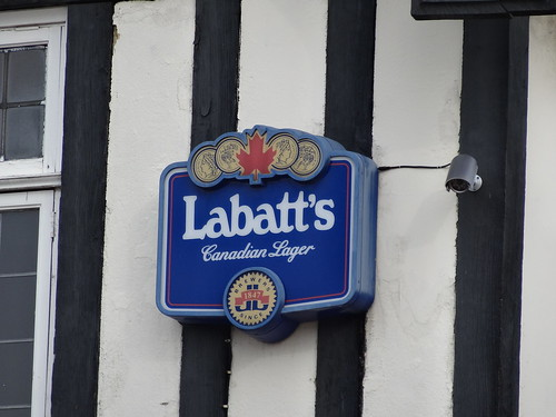 028 - Labatt's Canadian Lager