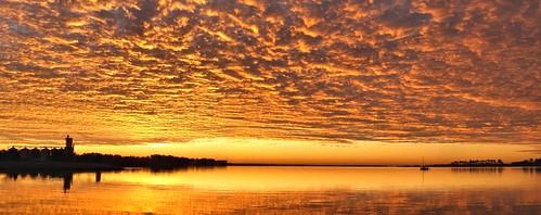 sunrise belhaven pantegocreek
