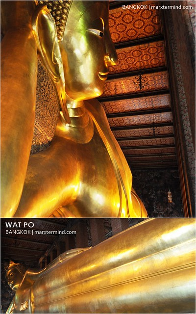 Wat Pho Temple of Reclining Buddha
