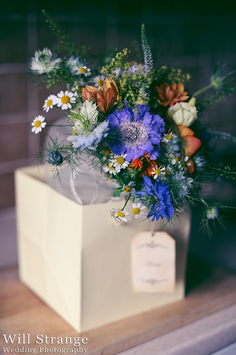 Bouquet by Traditional Vintage Flower Company