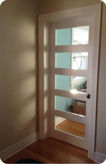 New office door - blog version