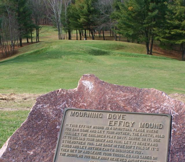Mourning Dove Effigy Mound