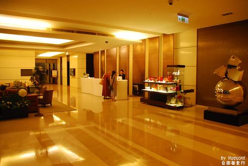 台南成大會館Lobby