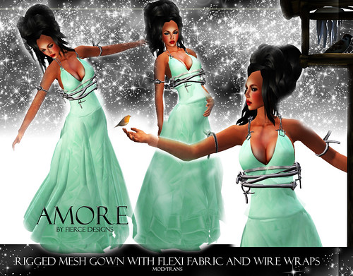 Amore in Ice by Fierce Designs