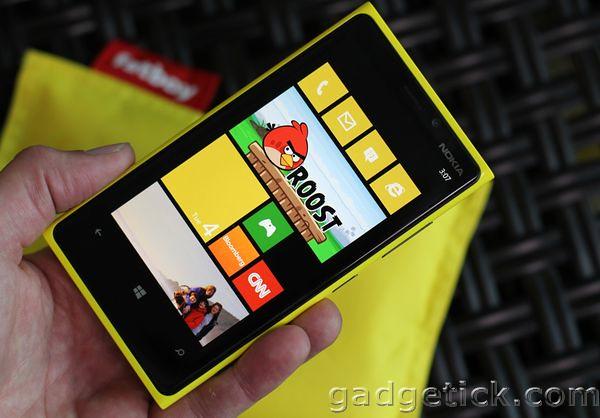 дата выхода Nokia Lumia 920T