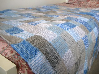 Sky Blanket - 2 months to go!