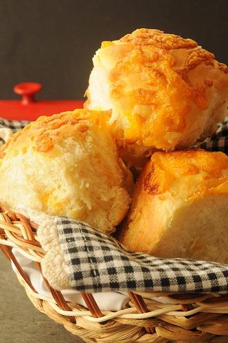 cheesy crusted rolls