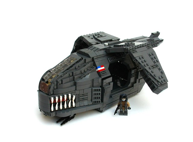 U.S.A 'Alligator' Dropship