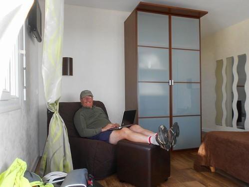 Saint Palais-sur-Mer hotel room