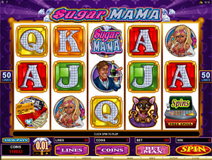 Sugar Mama Slot Machine